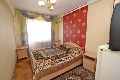 Номер класса стандарт в отеле Якорь на Новороссийской на курорте Анапа