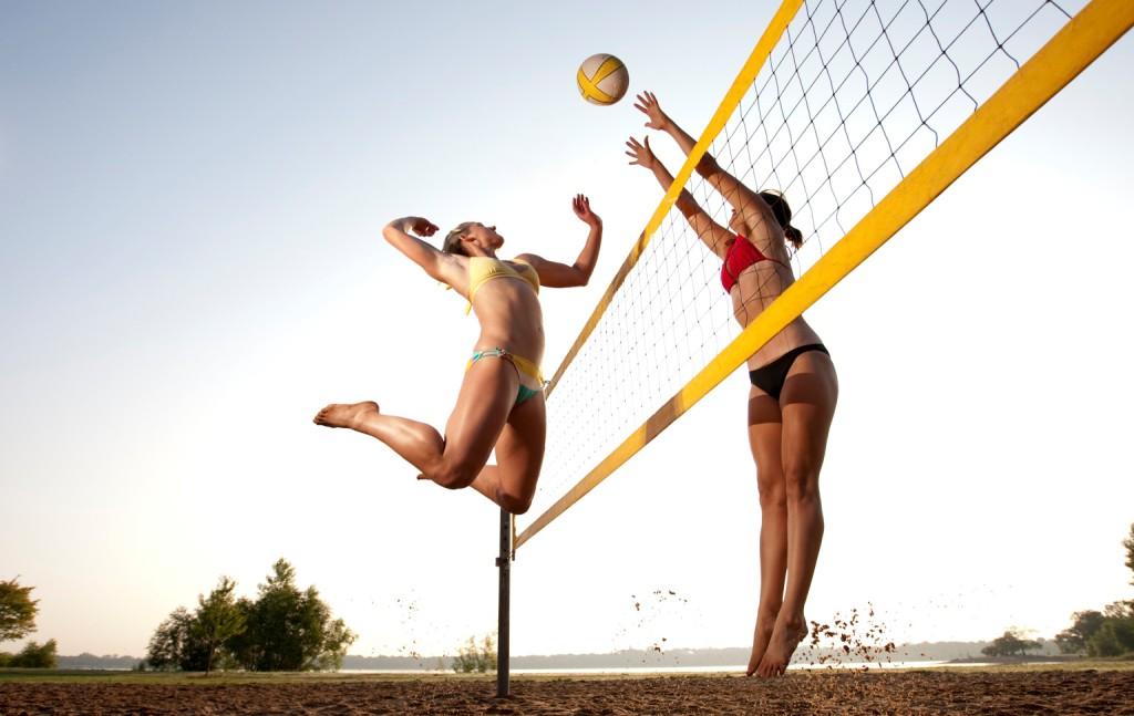 исчезла красивая картинка про волейбол молодости