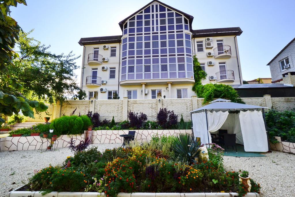 фото отеля мона лиза витязево