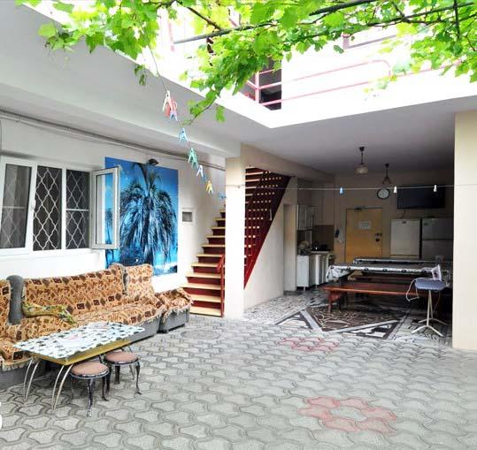 Анапа лилия гостевой дом
