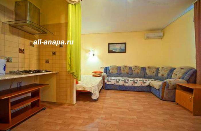 классный гостевые дома в анапе на улице кати соловьяновой летний Андрей Аршавин
